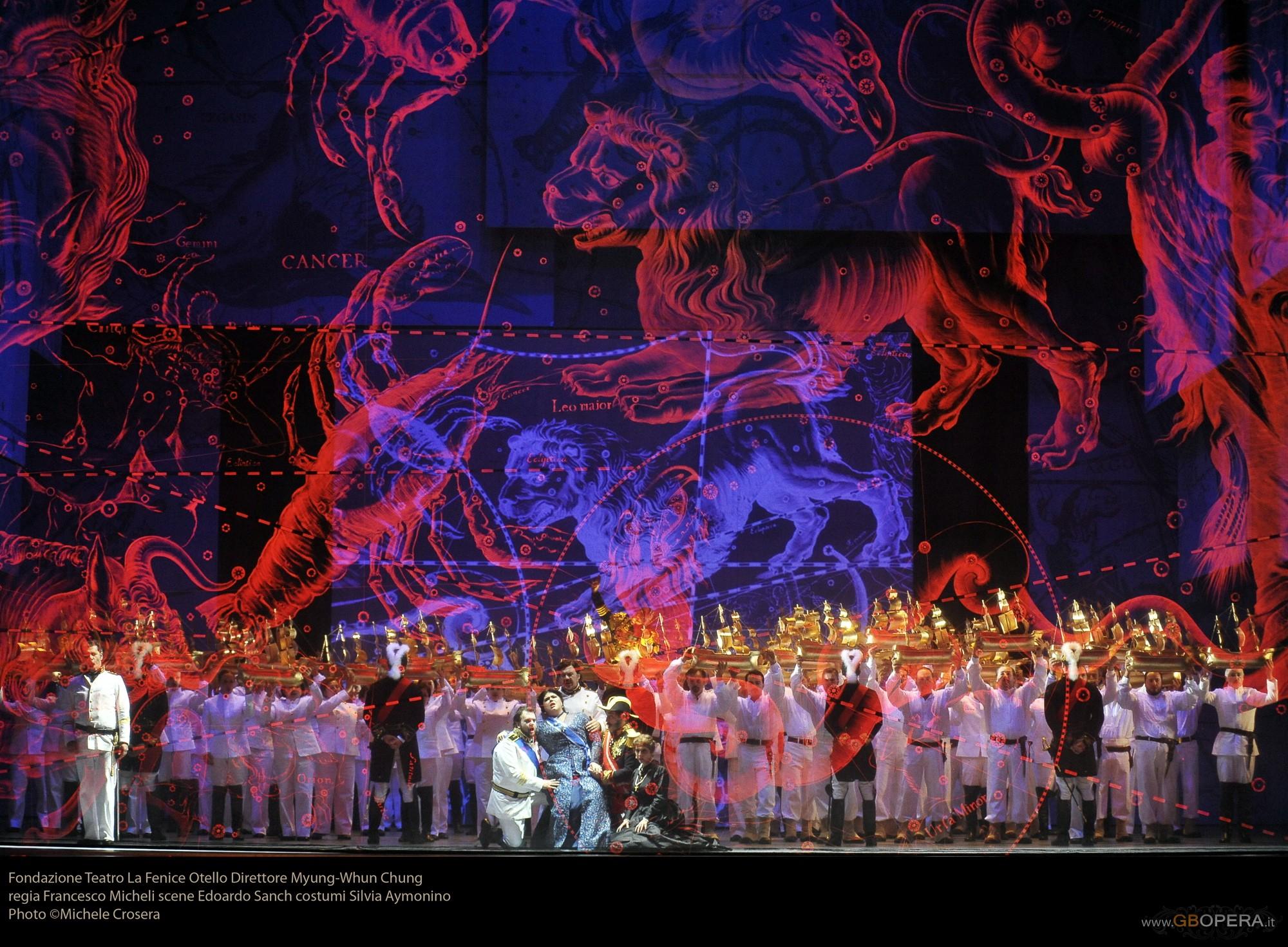 "Venezia, Teatro La Fenice: ""Otello"""