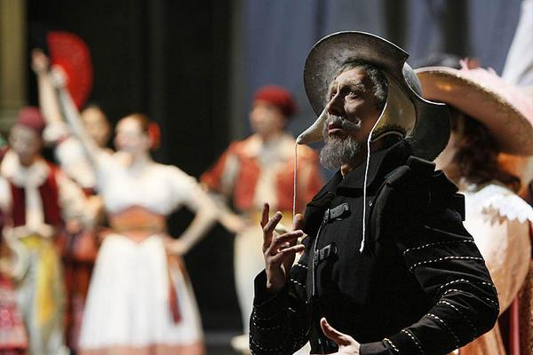 """Roma, Teatro dell'Opera:""""Don Chisciotte"""""""