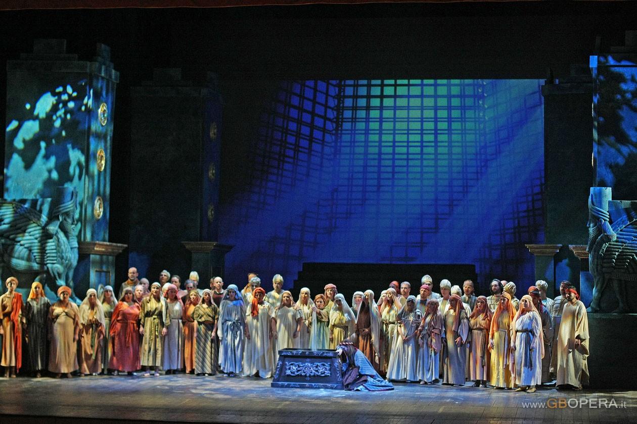 """Pisa, Teatro Verdi: """"Nabucco"""""""