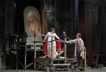 "San Francisco Opera:""Tosca"""