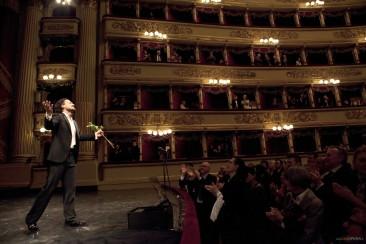 """""""O paese d' 'o sole"""": Vittorio Grigolo in concerto alla Scala"""