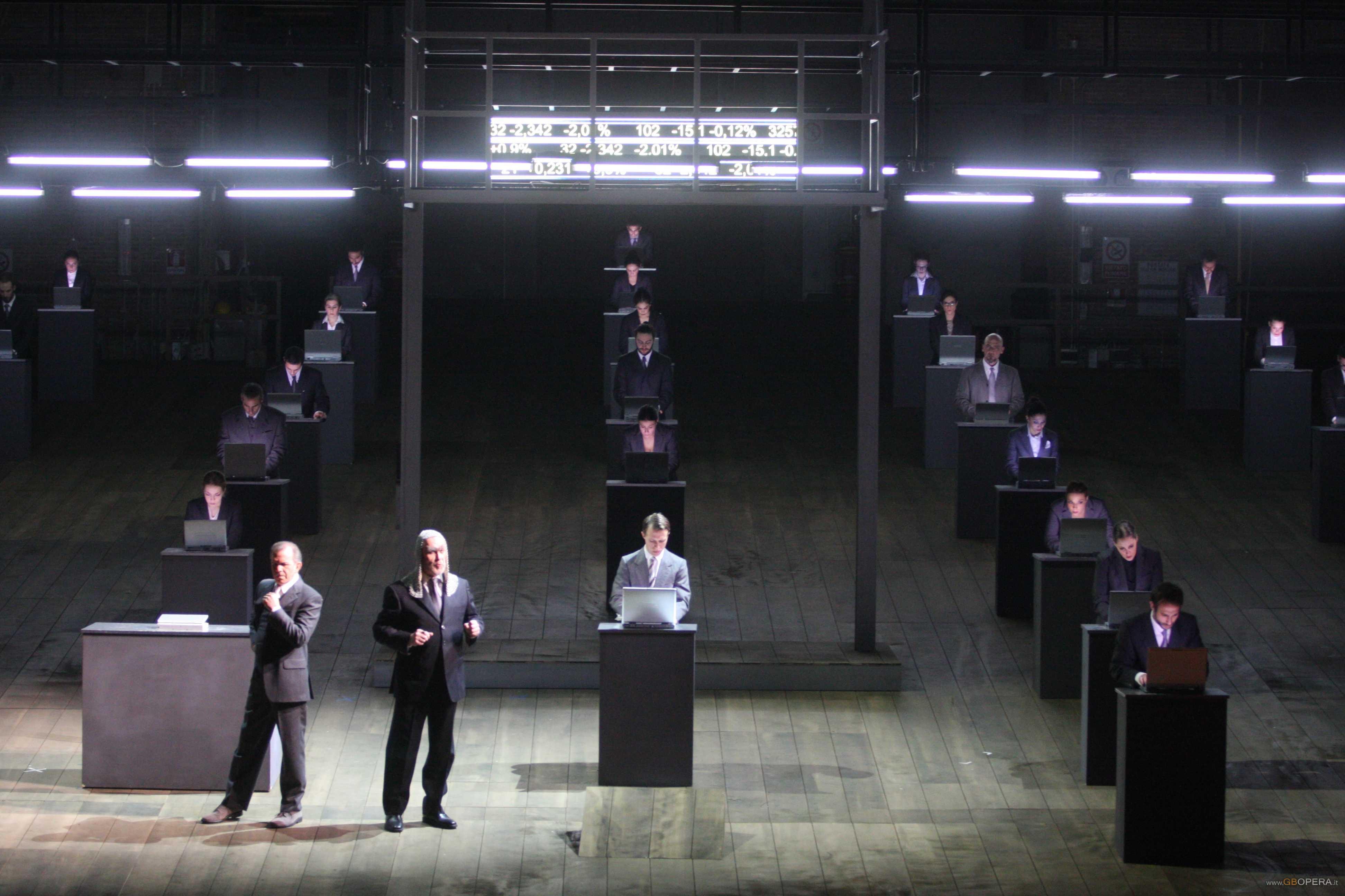"Palermo, Teatro Massimo:""Das Rheingold"""