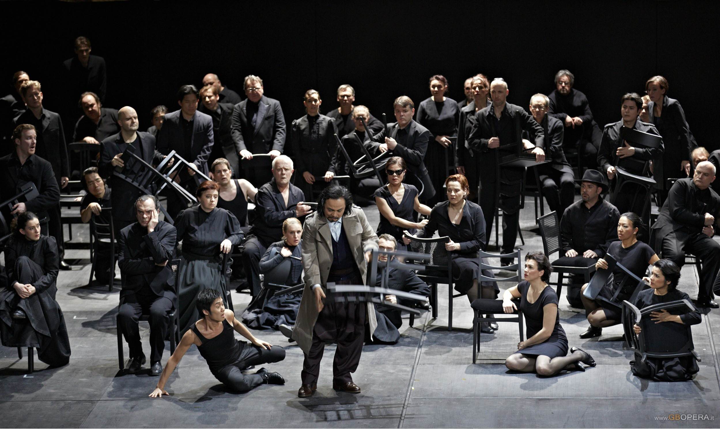"""Staatsoper Stuttgart:""""Nabucco"""""""