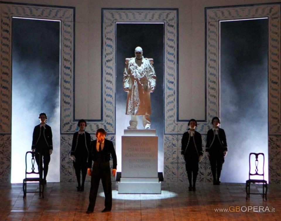 """Firenze, Teatro del Maggio Musicale Fiorentino: """"Don Giovanni"""""""