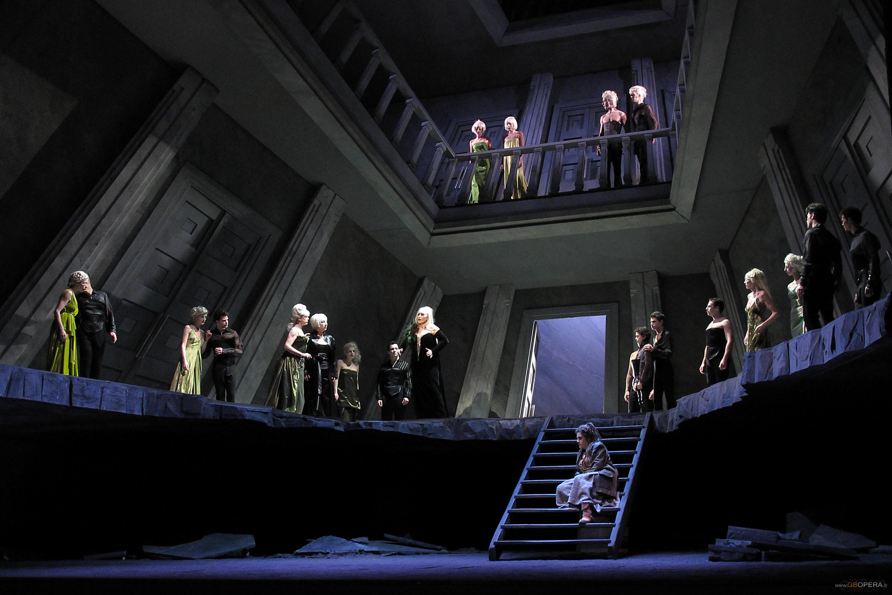 "Opéra di Marsiglia:""Elektra"""