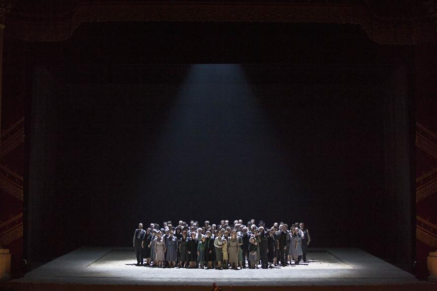 "Milano, Teatro alla Scala: ""Nabucco"""