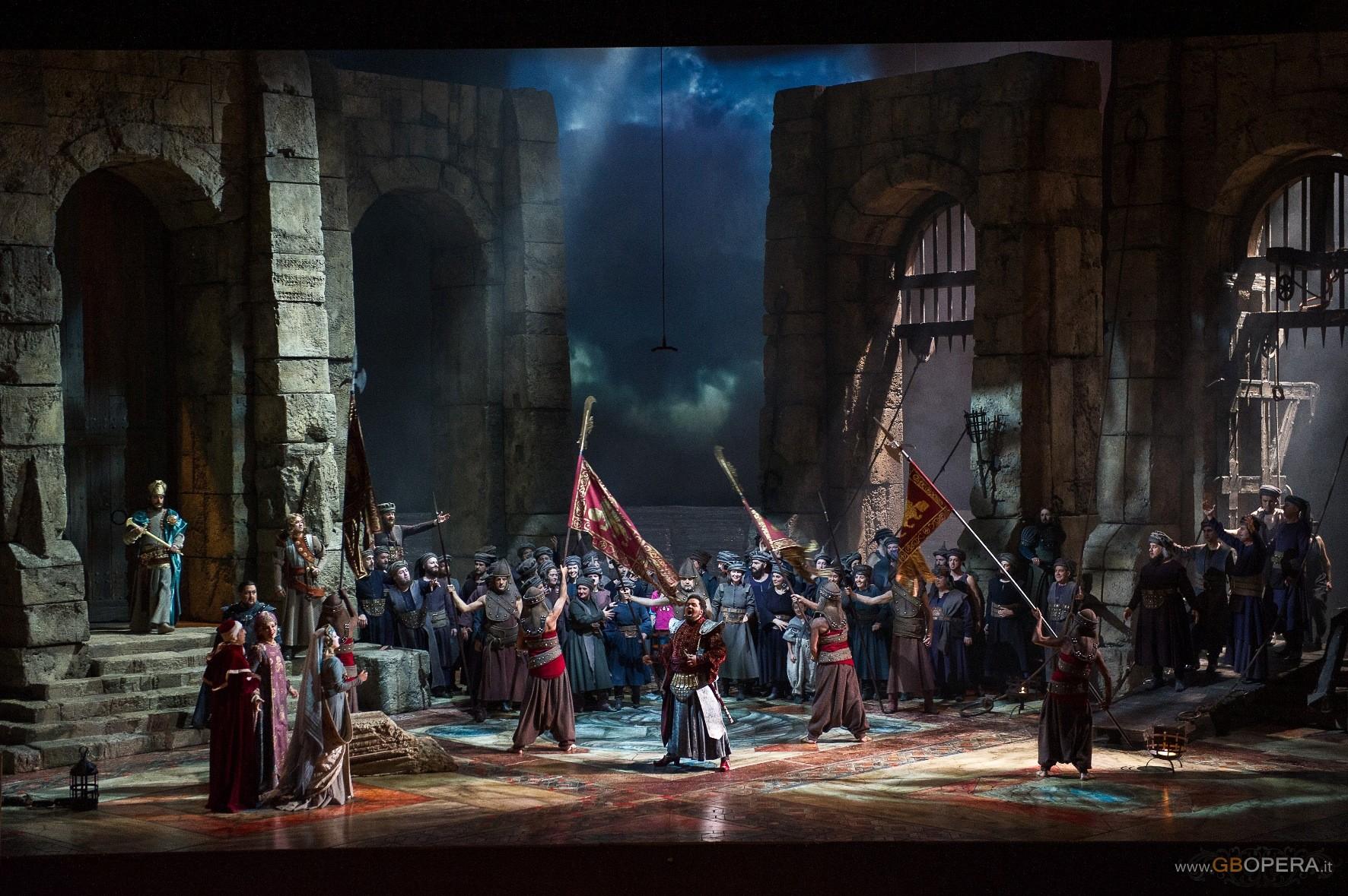 """Modena, Teatro Comunale: """"Otello"""""""