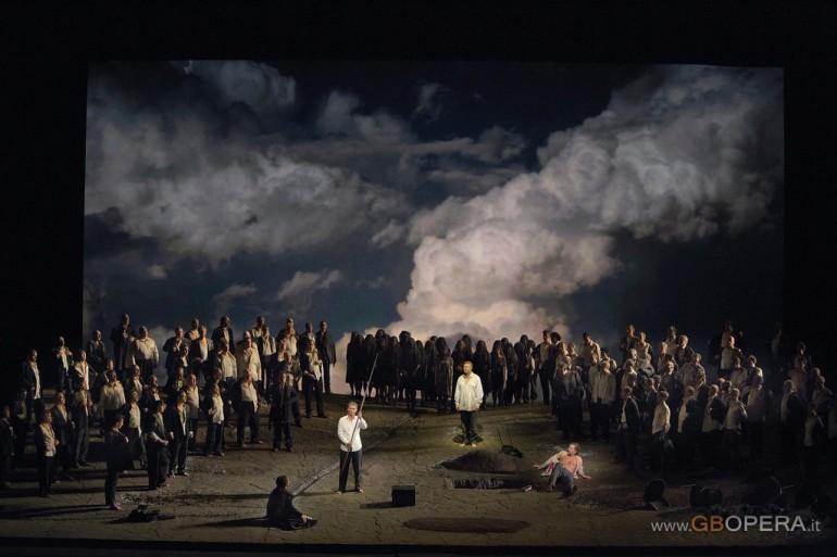 """New York, Metropolitan Opera:""""Parsifal"""""""