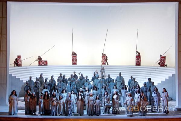 """Teatro Massimo di Palermo: """"Nabucco"""""""