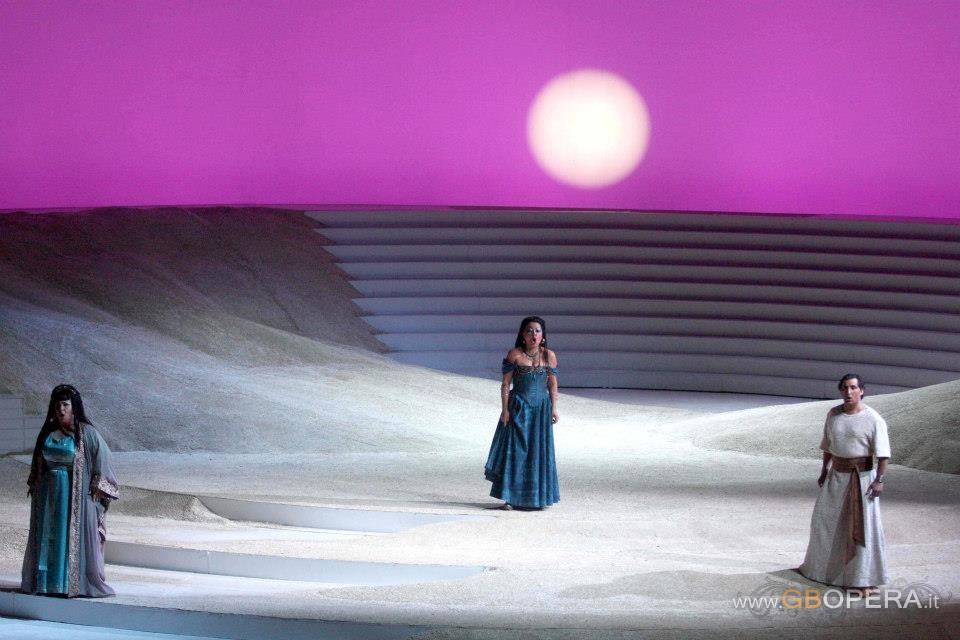 """Teatro Massimo di Palermo: """"Aida"""""""