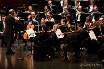 Aix-en-Provence: Valery Gergiev e l'orchestra del Teatro Marinskij