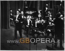 Nino Martini radio recital