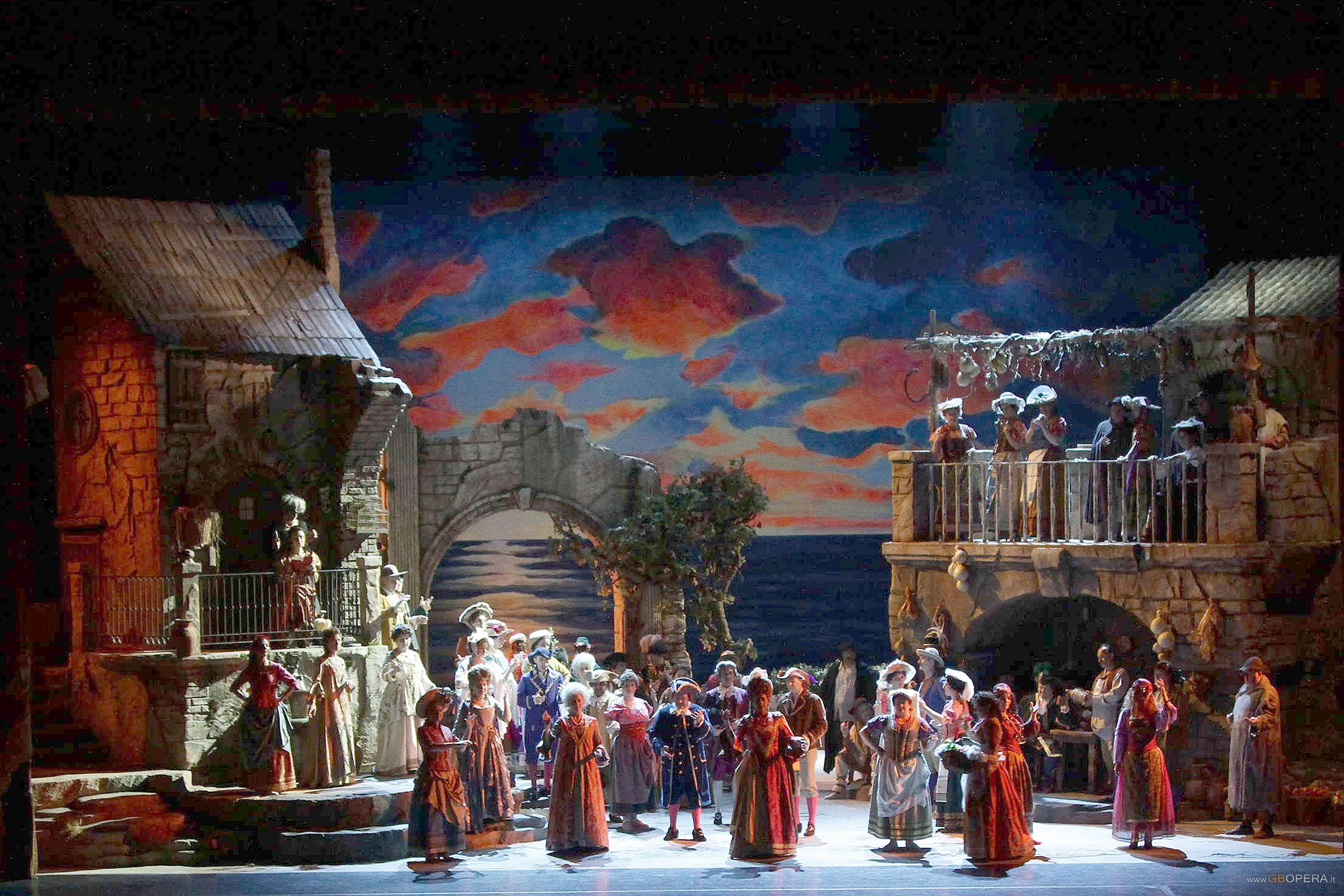 """""""L'elisir d'amore"""" diverte il pubblico del Teatro Filarmonico"""