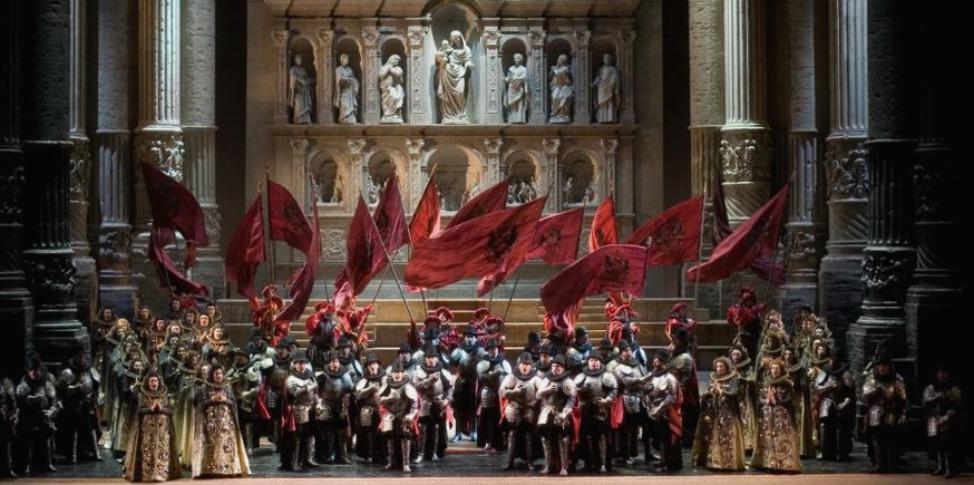 «Pronta a scoppiar la folgore del ciel!»  Ancora Don Carlo a Torino (cast alternativo)