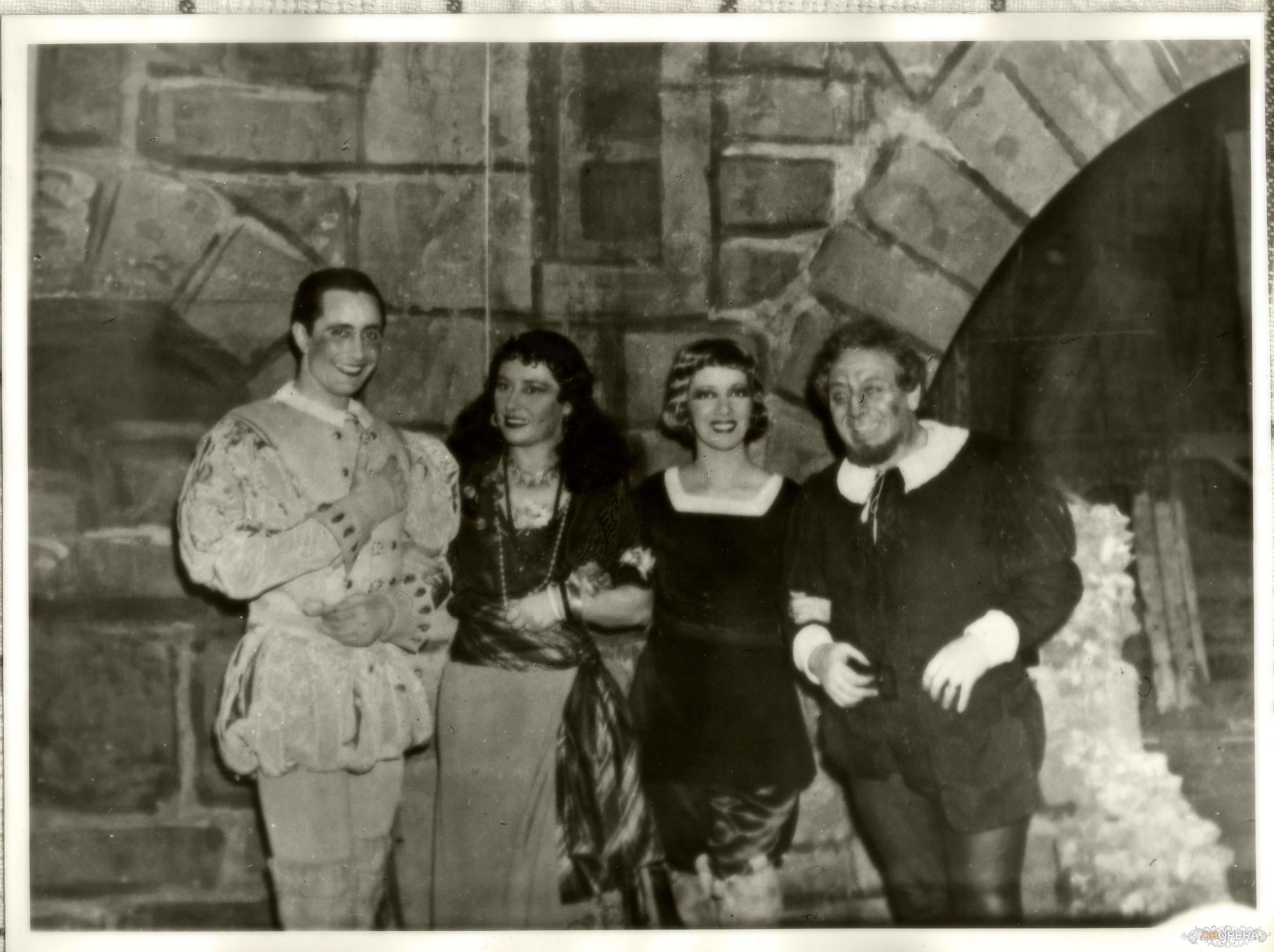 Il Rigoletto del debutto Metropolitan (1933)