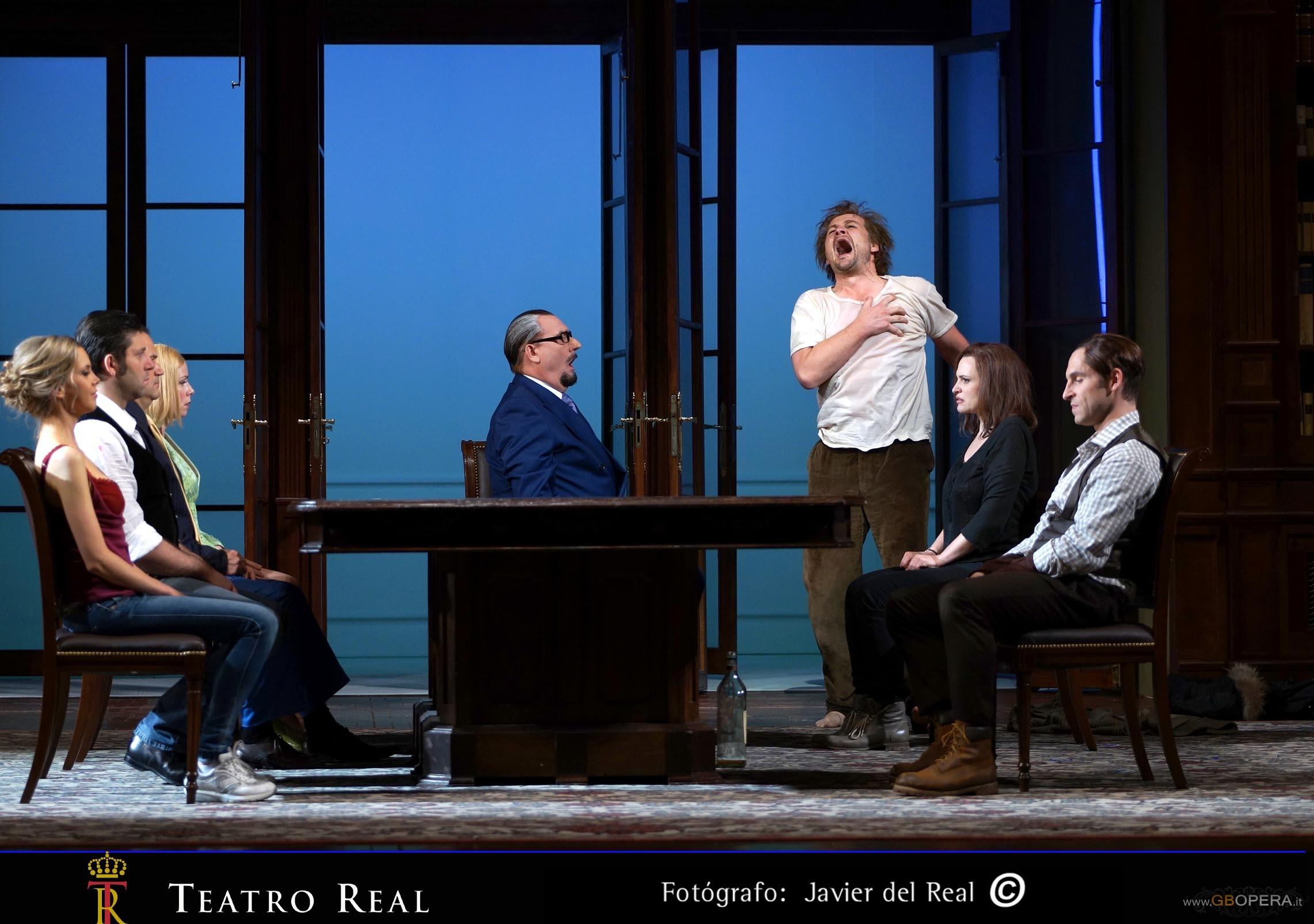"Madrid, Teatro Real: ""Don Giovanni"""