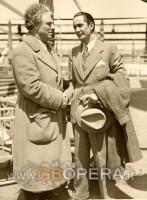 Nino Martini e Giovanni Martinelli