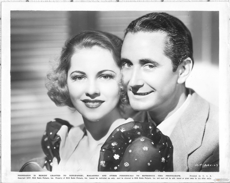Nino Martini e Joan Fontaine
