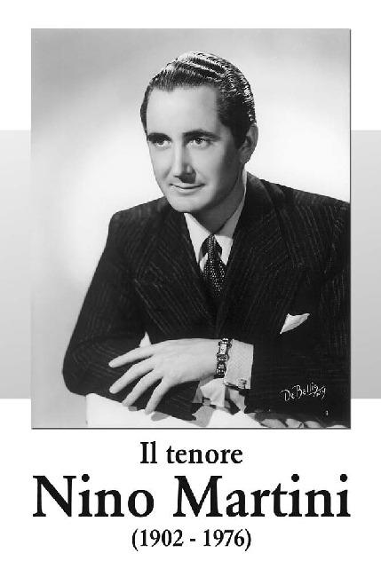 Nino Martini: un tenore per Hollywood (prima parte)