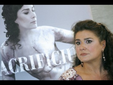 """Roma, Auditorium Parco della Musica: Cecilia Bartoli in""""Sacrificium"""""""