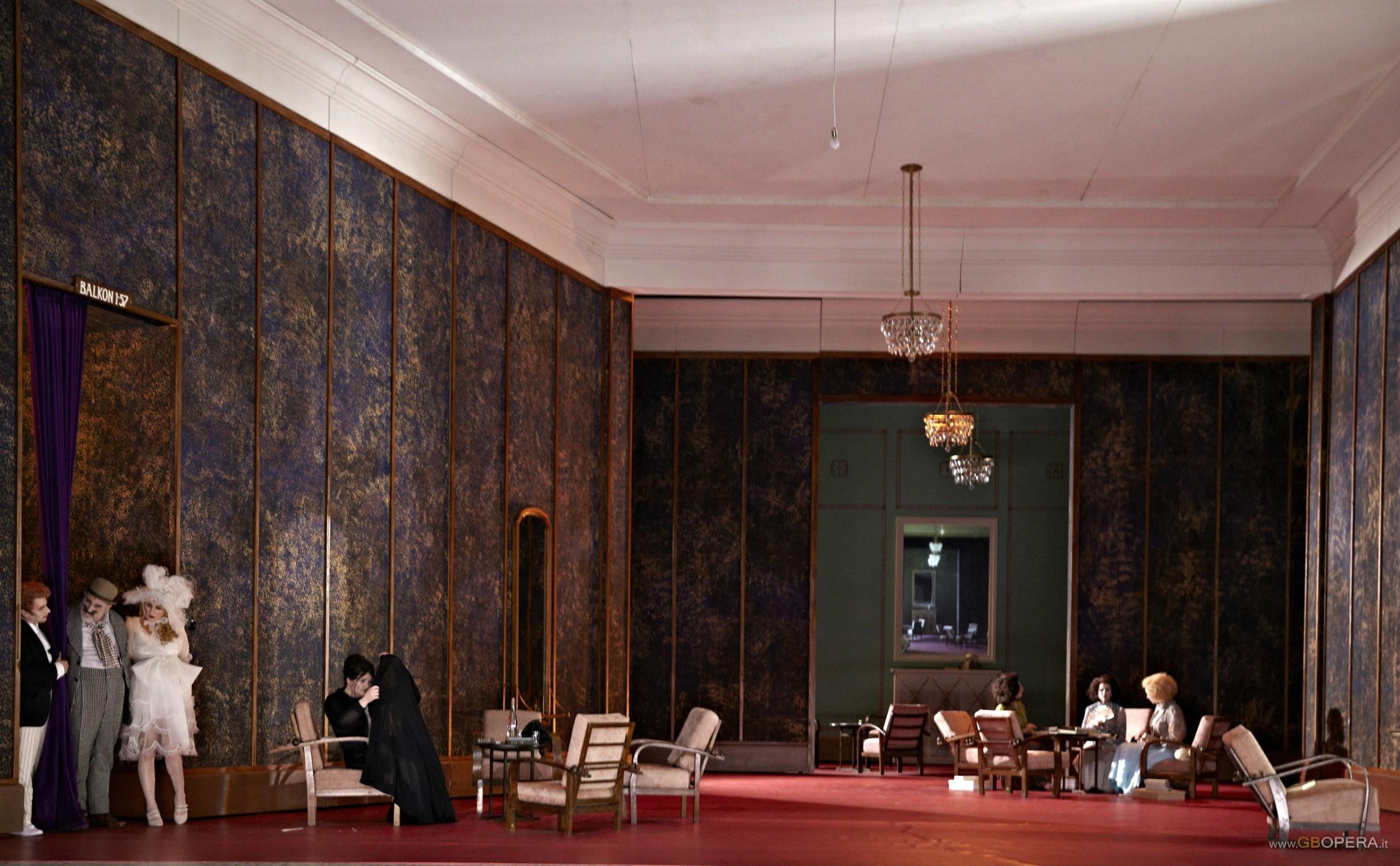 "Staatsoper Stuttgart:""Ariadne auf Naxos"""