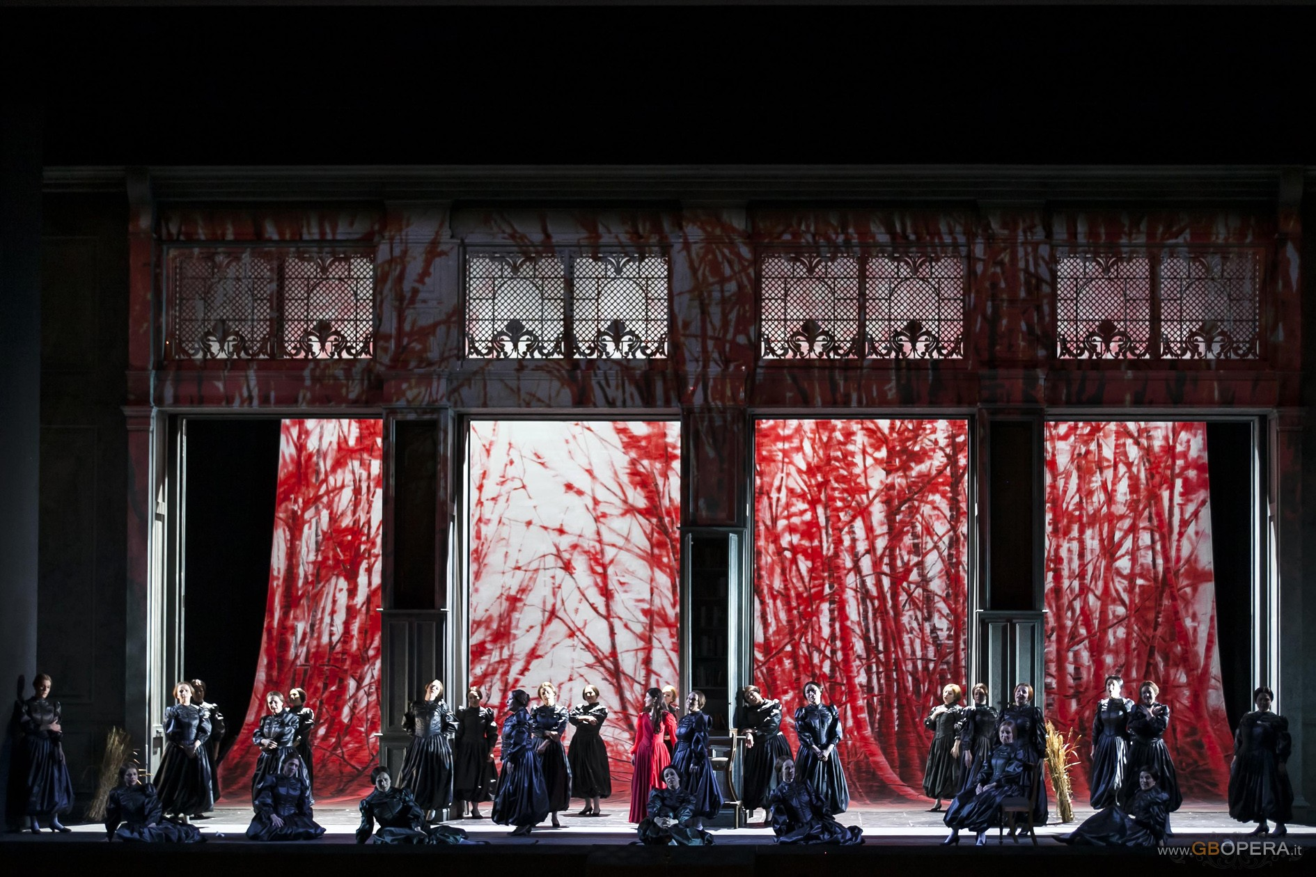 """Torino, Teatro Regio: """"Evgenij Onegin"""""""