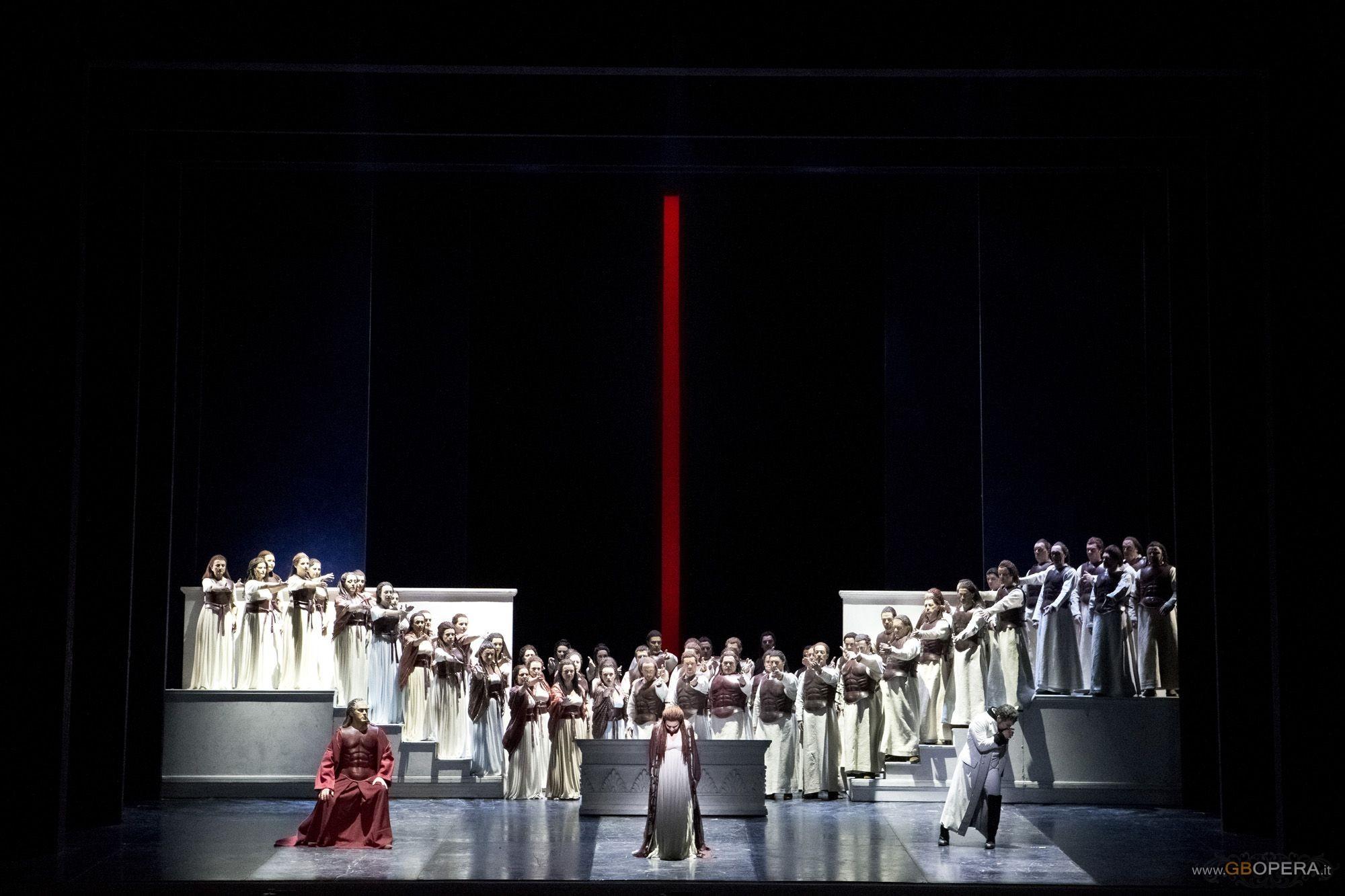 """Bologna, Teatro Comunale: """"Norma"""""""
