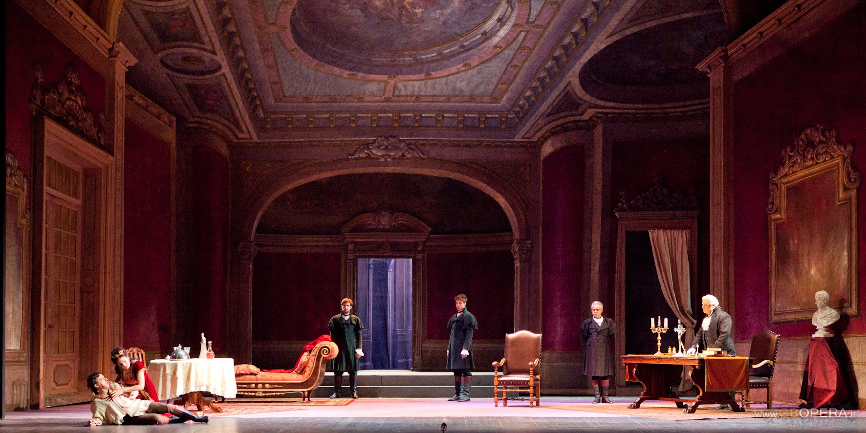 """Trieste, Teatro Verdi:""""Tosca"""""""