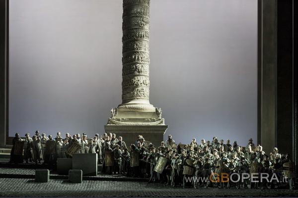 "Opera di Roma: ""Rienzi"""