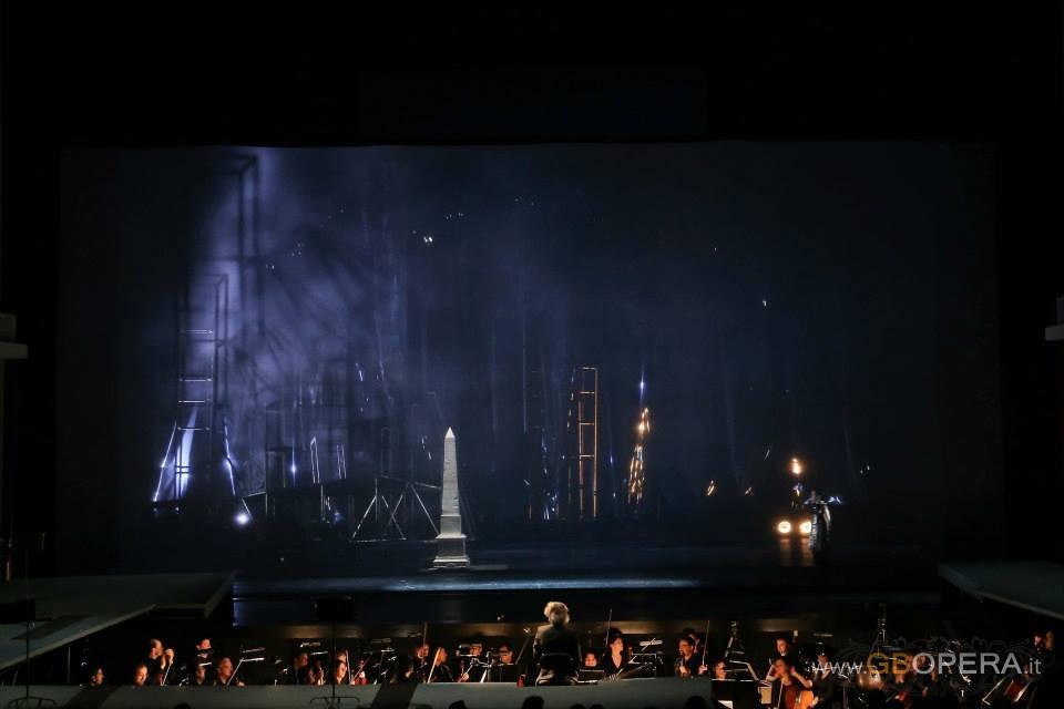"""Firenze, Teatro del Maggio Musicale Fiorentino: """"Il Farnace"""""""