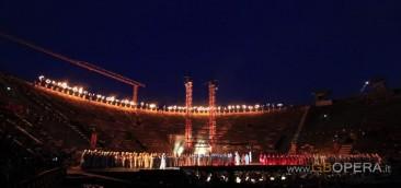 "Arena di Verona:l'""Aida"" del Centenario"