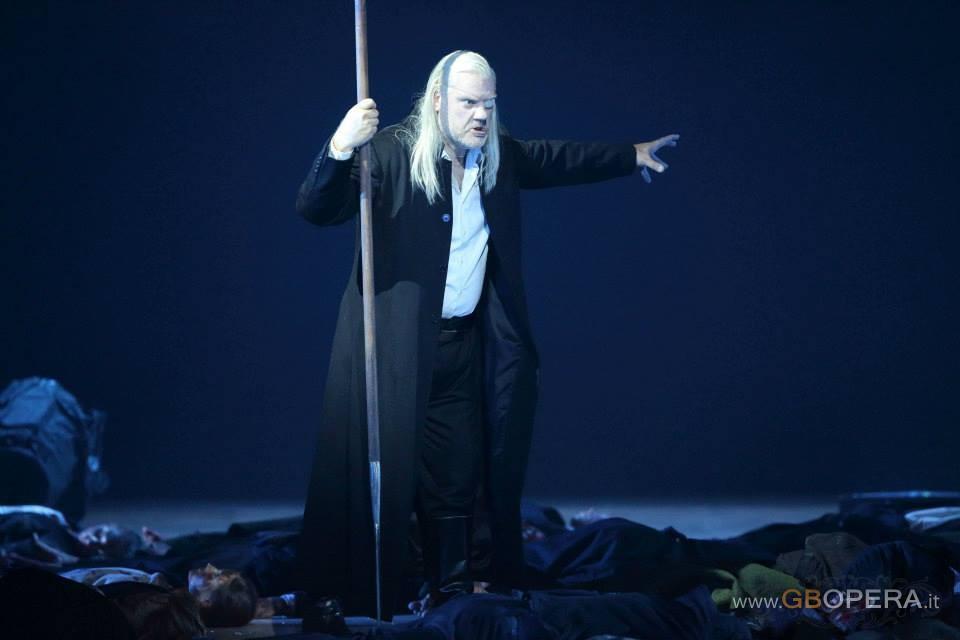 "Münchner Opernfestspiele 2013: ""Die Walküre"""