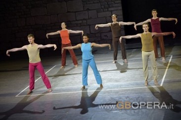 Spoleto, 56° Festival dei Due Mondi: Mark Morris Dance Group
