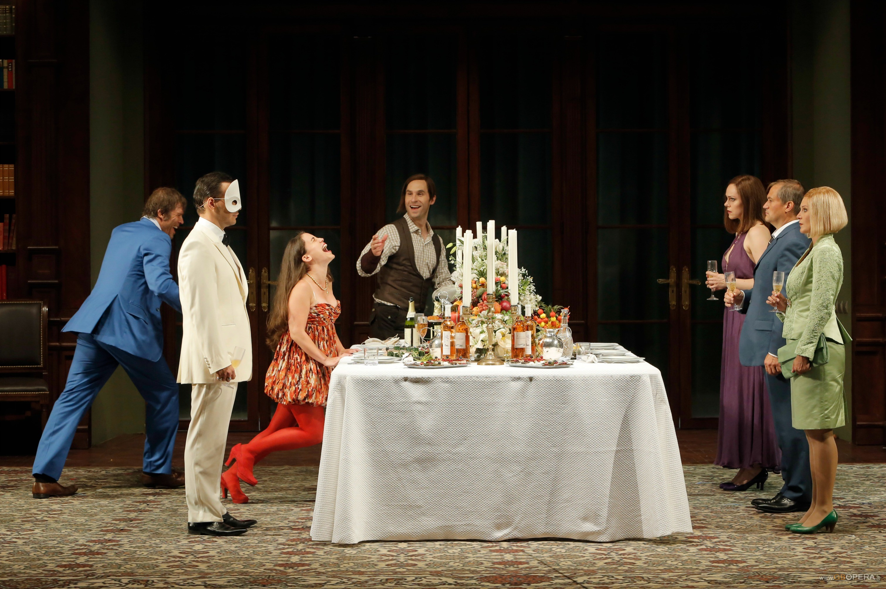 """Festival International d'Art Lyrique d'Aix-en-Provence 2013: """"Don Giovanni"""""""