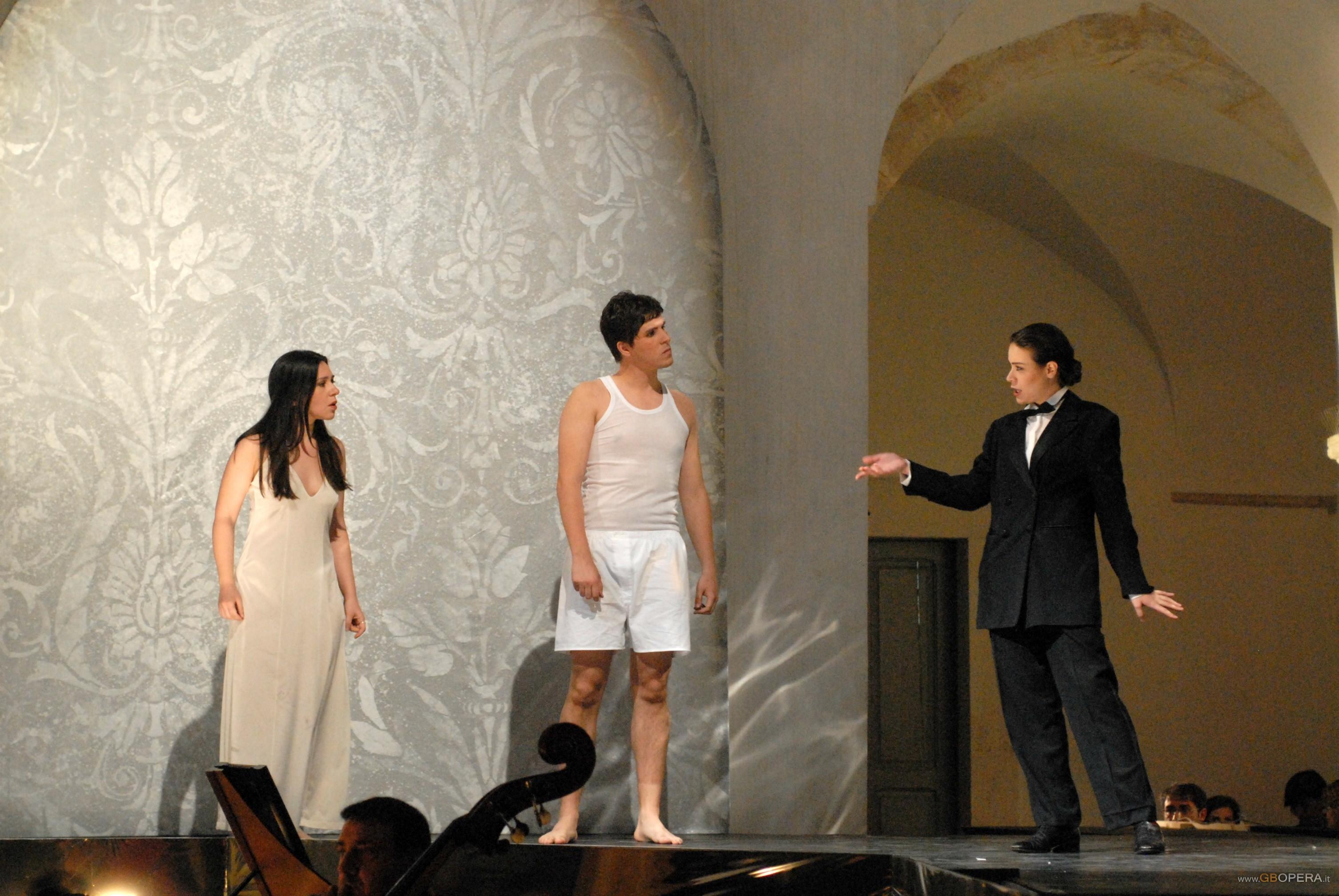 """Martina Franca, Festival della Valle d'Itria 2013: """"l'Ambizione delusa"""" di  Leonardo Leo"""