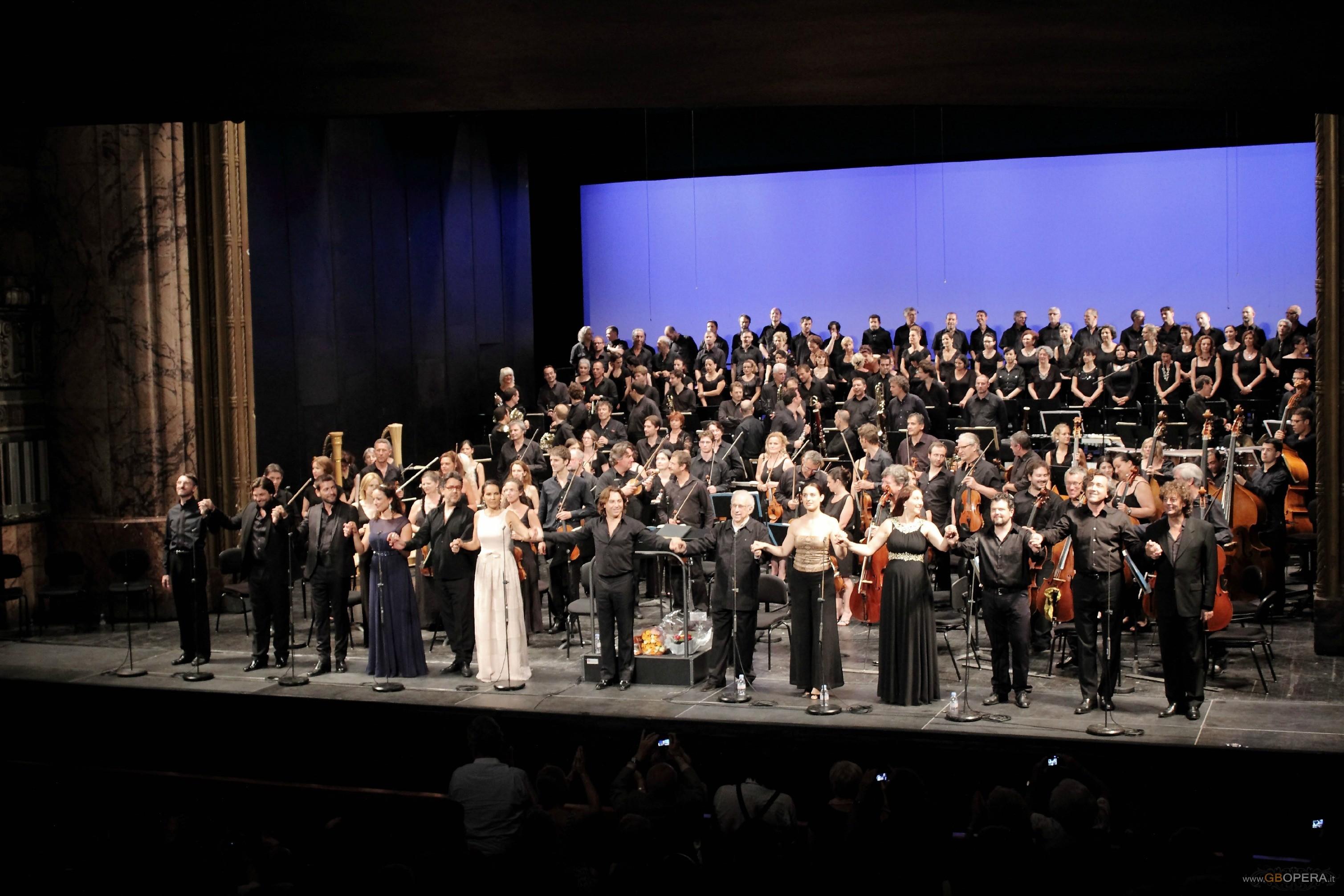 "Marsiglia, Opéra Municipal: ""Les Troyens"""