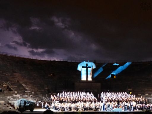 Verona, Arena Centenary Festival 2013: Dies Irae-The wrath of God