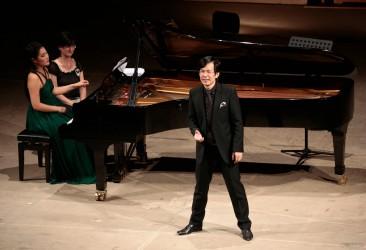 Yijie Shi in concerto a Pesaro