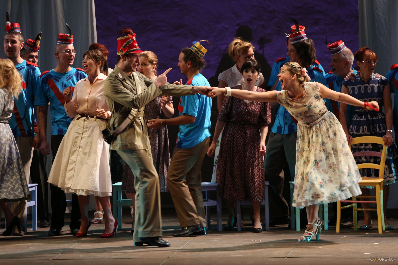 "Operaestate Festival Veneto 2013:""L'elisir d'amore"""