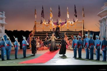 "Santa Fe Opera Festival:""La Grande-Duchesse de Gerolstein"""