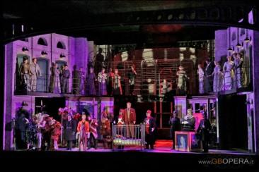 "Santa Fe Opera Festival 2013:""Oscar"""