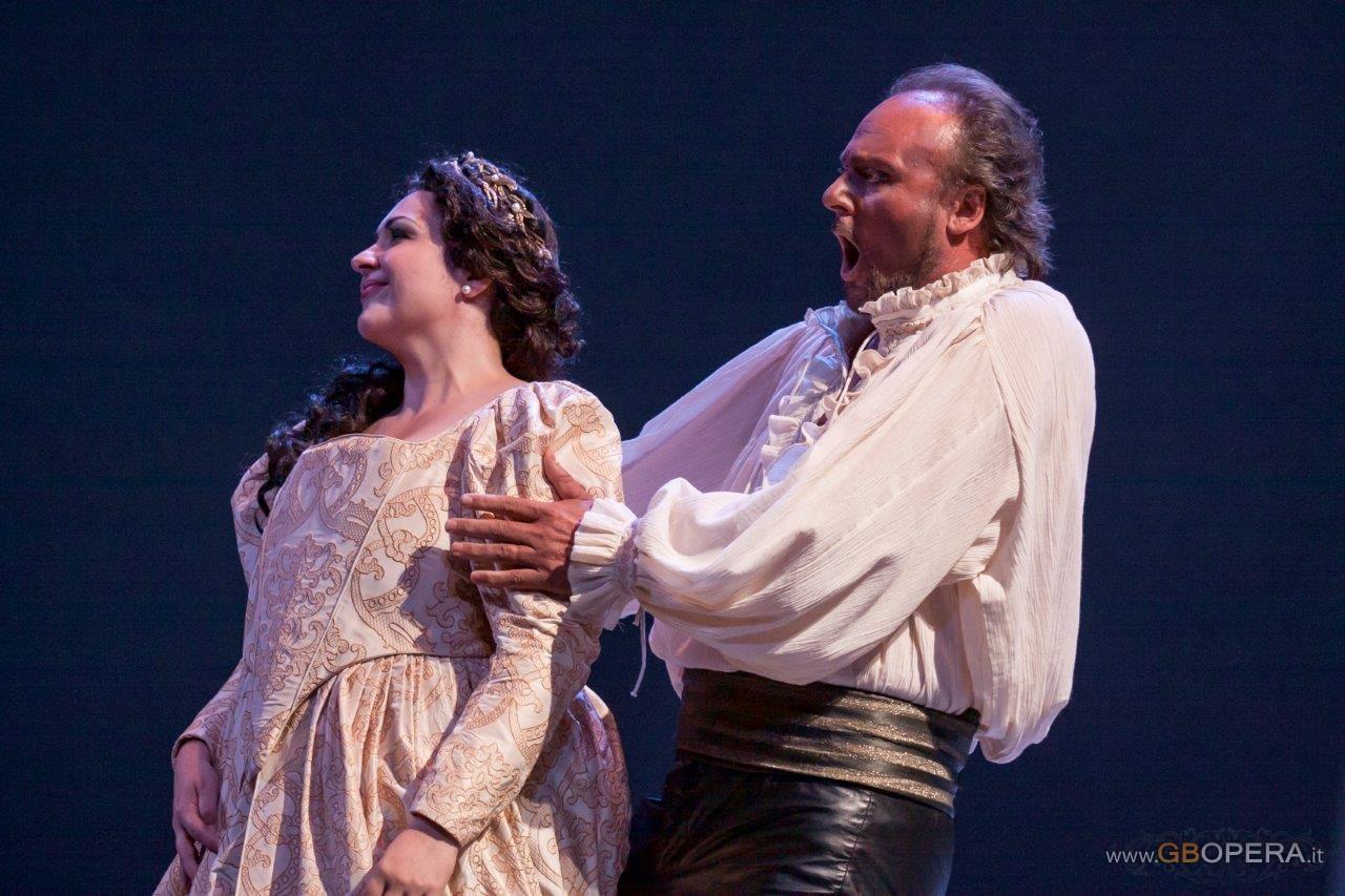 """Como, Teatro Sociale:""""Otello"""""""