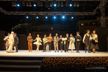 Positano Premia la Danza – Leonide Massine 2013