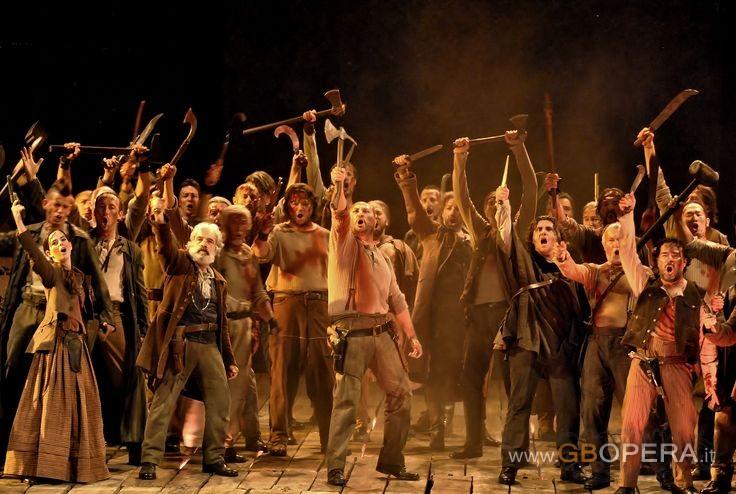 """Festival Verdi 2013: """"I Masnadieri"""""""