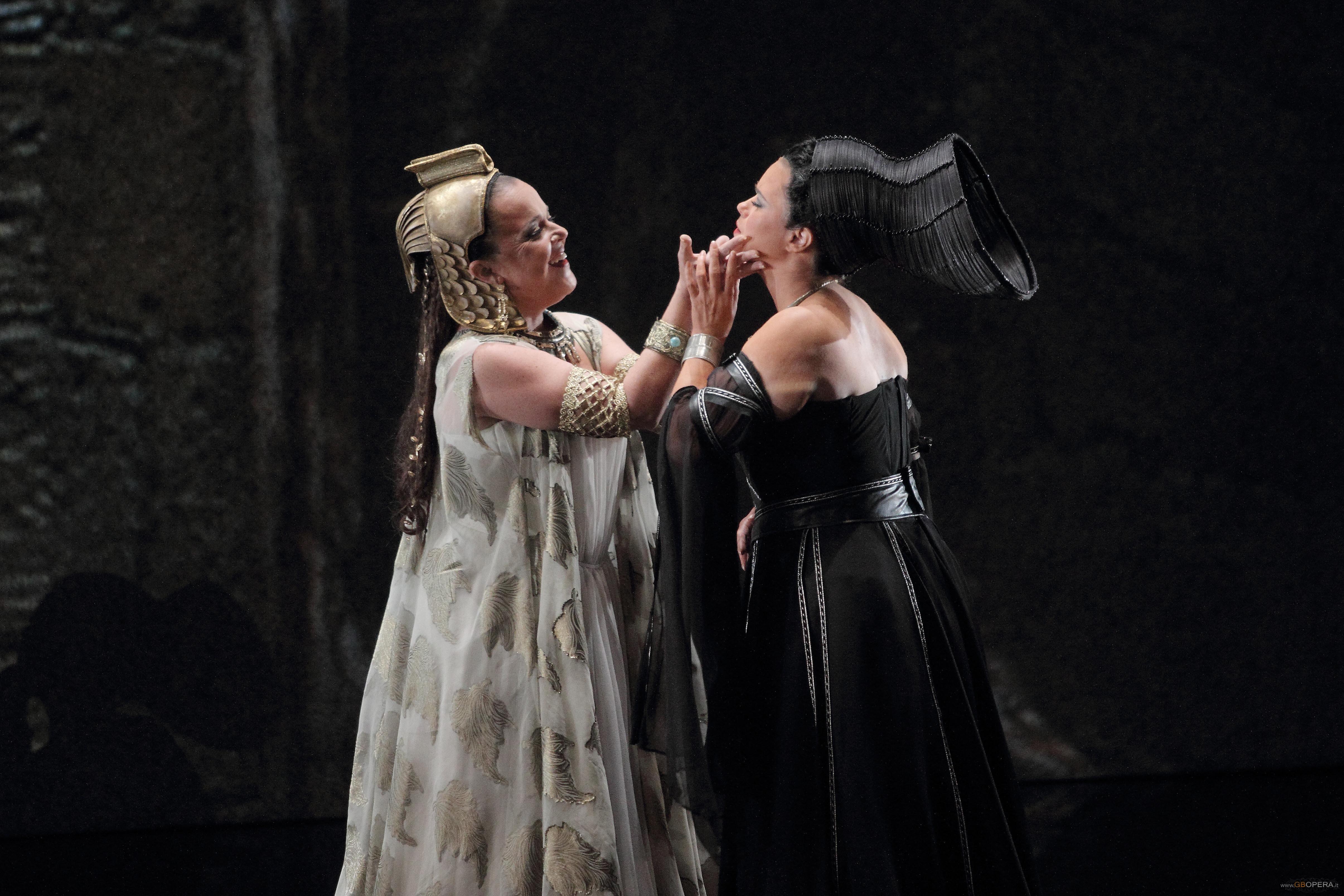 """""""Aida"""" apre la nuova stagione lirica dell'Opéra di Marsiglia"""