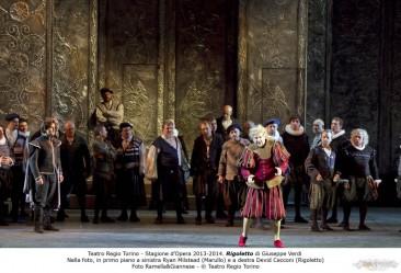 """""""Rigoletto"""" al Teatro Regio di Torino"""