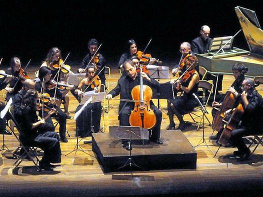 Il violincellista Enrico Bronzi agli Amici della Musica