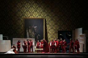"Verona, Teatro Filarmonico: ""I Capuleti e i Montecchi"" di Bellini"