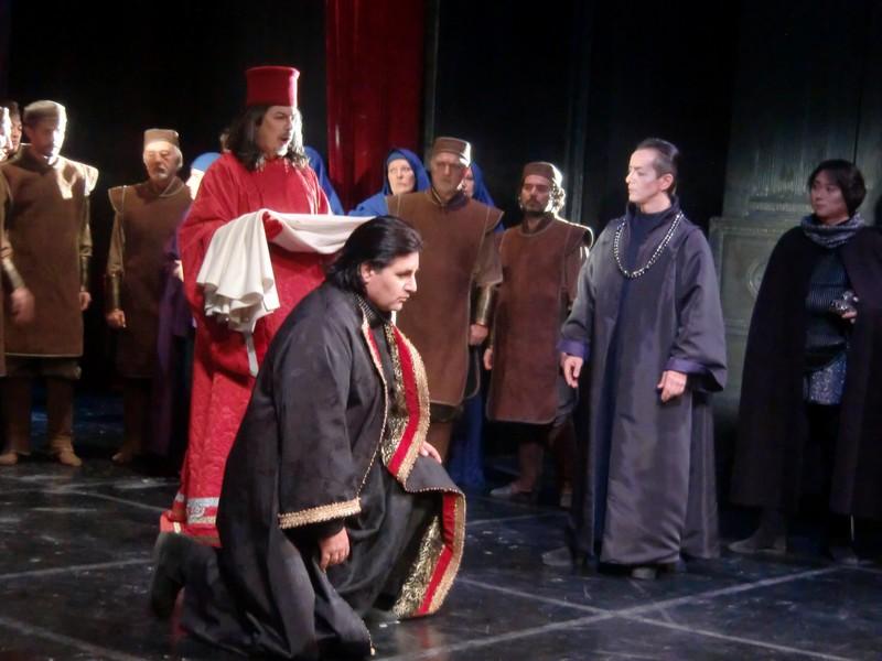"Fidenza, Teatro Magnani: ""Jérusalem"""