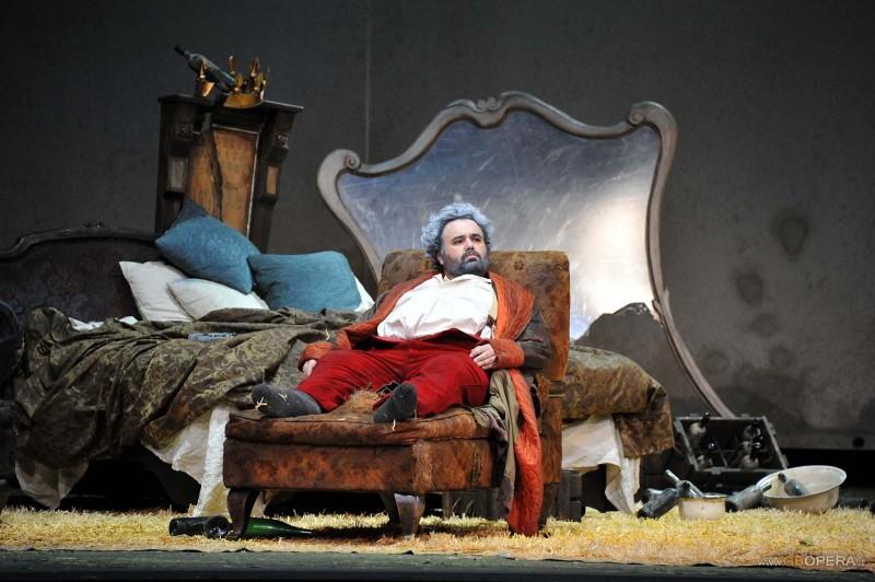 """Falstaff"" al Petruzzelli di Bari"